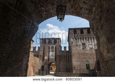 Soncino (cremona, Italy)