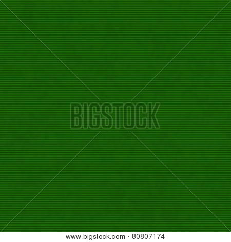 Green Thin Horizontal Striped Textured Fabric Background