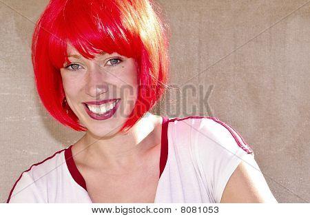 Sassy Redhead