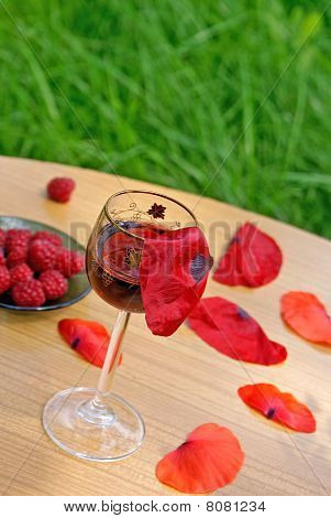 Raspberry Red Wine