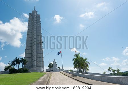 Revolution Square in Havana,Cuba