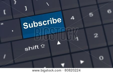 Subscribe Enter Key