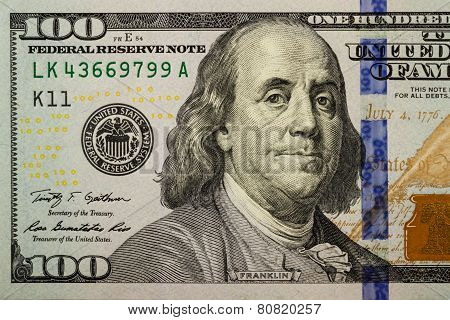 Hundred Dollar Bill 005