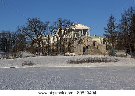 Cameron Gallery, Catherine Park, Tsarskoye Selo, St. Petersburg, Russia