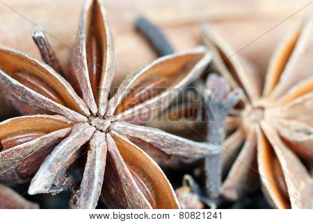 Star Anise And Cloves