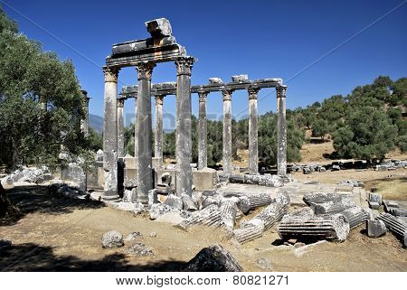 Euromos,Turkey