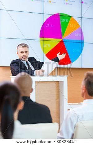 Public Speaker.