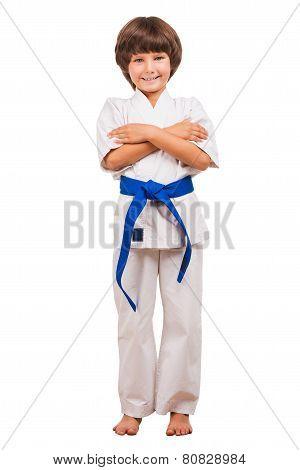 Martial Arts Boy.