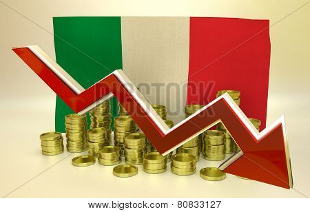 currency collapse - Italian economy