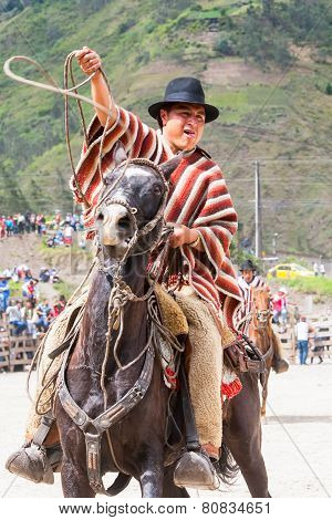 Latin Cowboy Competition
