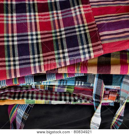 Striped Loincloth Fabric