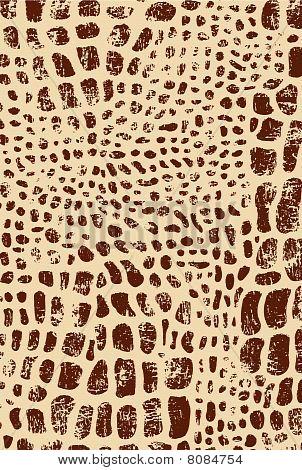 african animal print