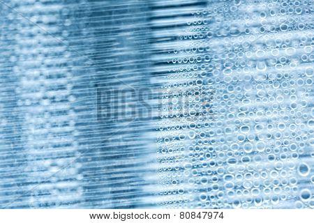 Blur Water Drops