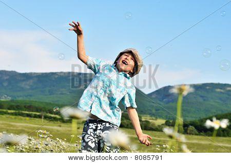 Springen boy