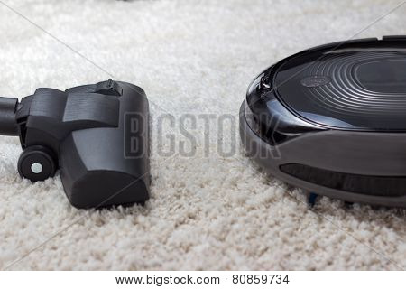 Comparison Of Two Vacuum Cleaners