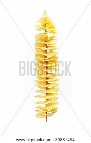 Fry Twist Slice Potato