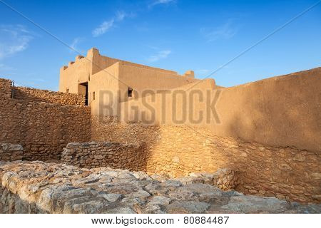 Iberian Citadel Of Calafell Town, Ancient Fortress