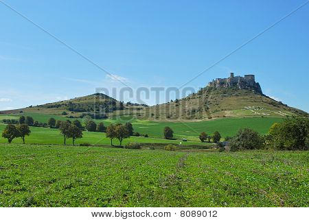 Landmark Castle Ruins
