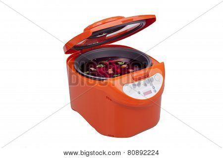 multicooker borsch