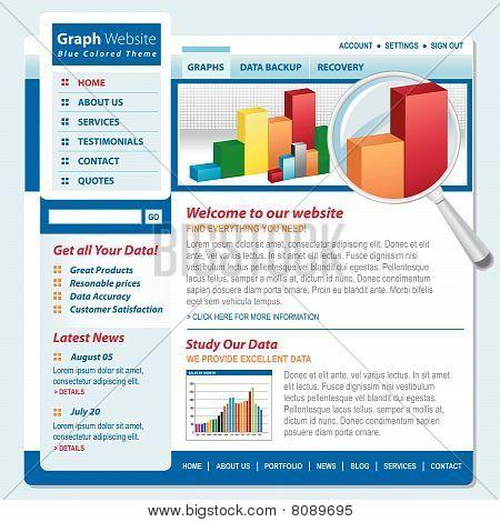 Graph Chart Web Technology Internet Page