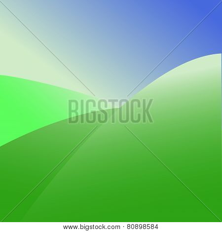 Abstract Vector Drawing