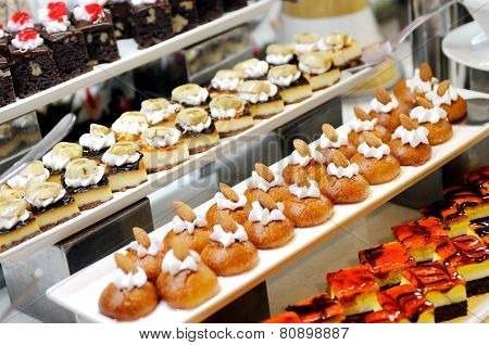 Cakes assortments