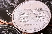 image of iroquois  - Metal dollar of 2010 attempt to translate to the USA on use of metal dollars - JPG