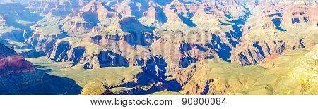Scenery Around Grand Canyon In Arizona