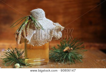 Syrup Made Of Pine