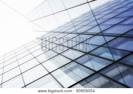 Glasses Of Skyscraper