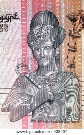 Egyptian Money Art