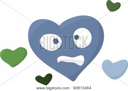 Miserable Heart Symbol