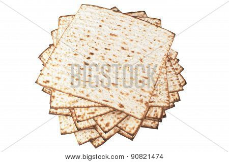 Pile Of Matzot