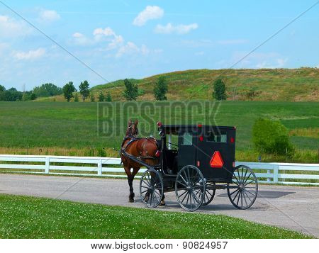 Amish On The Move