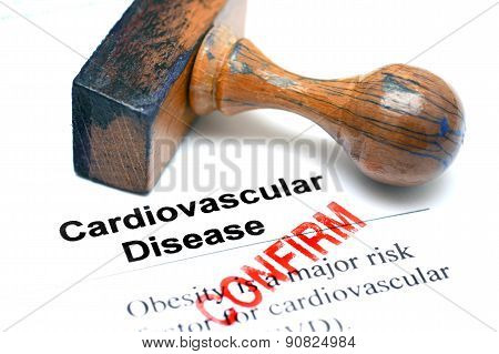 Cardiovascular Disease - Confirm