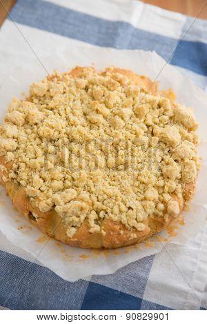 Sweet Rhubarb cake