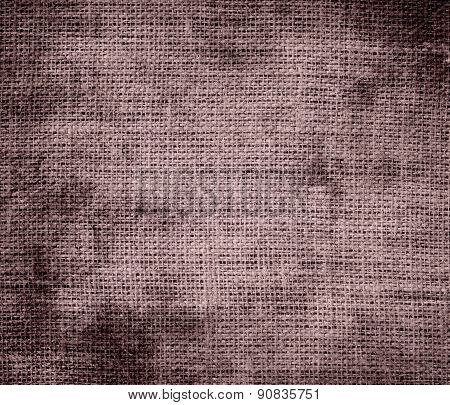 Grunge background of bazaar burlap texture