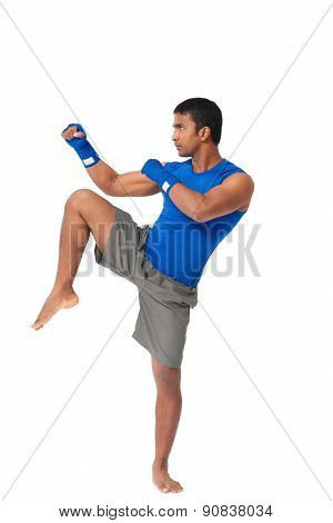 Indian Kick Boxer