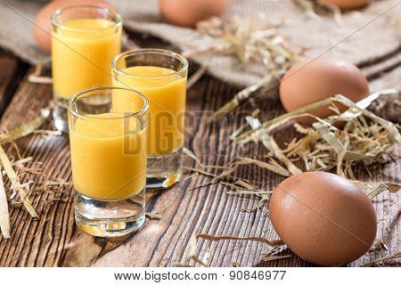 Egg Liqueur