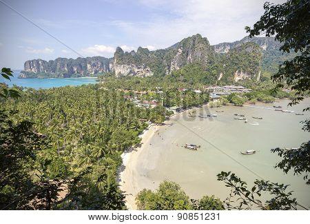 Summer Postcard From Thailand.