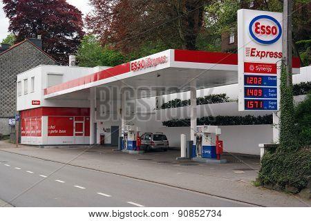 Esso Express