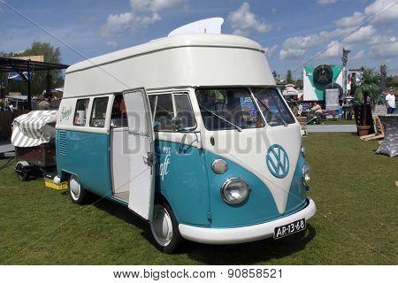 Volkswagen T1 Ice Cream Van