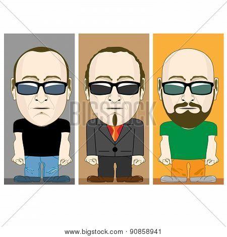 avatars set
