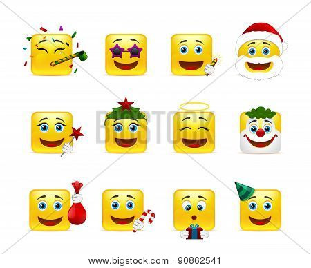 Funny Holiday Stickers