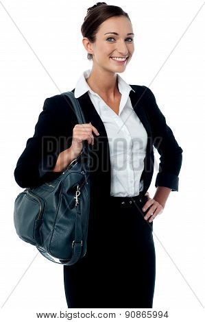 How Is My New Handbag ?