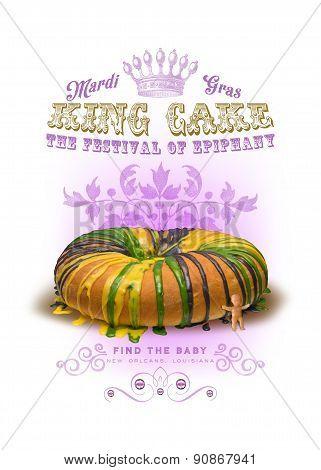 King Cake NOLA Collection
