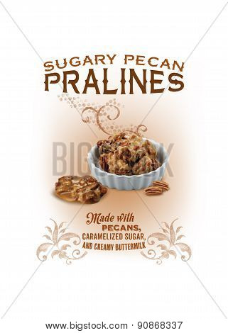 Pecan Pralines NOLA Collection