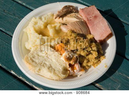 Thanksgiving/Christmas Dinner 2