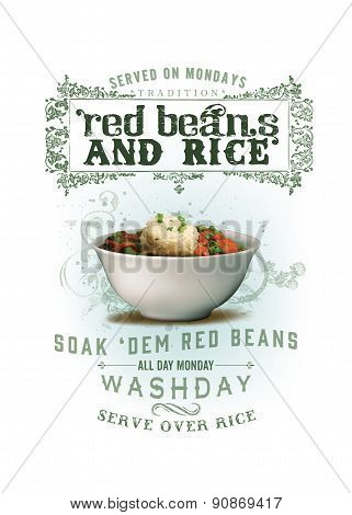 Red Beans and Rice NOLA Collection