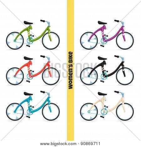 Womens Bike One